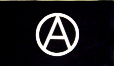 ANARCHY - 8 X 5 FLAG